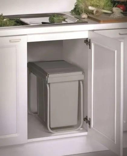 poubelle cuisine 15 modeles pratiques