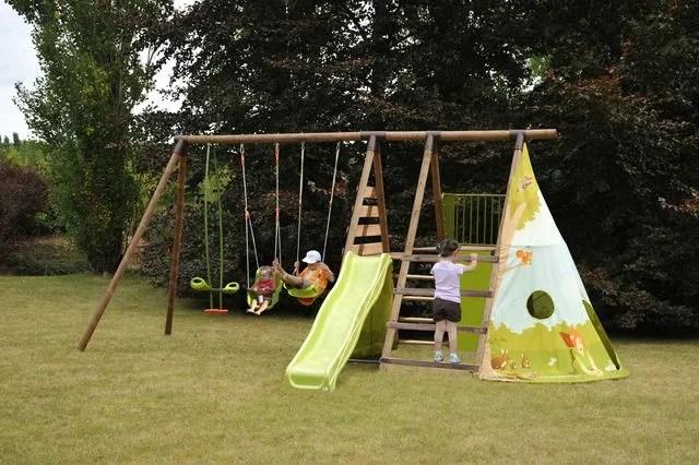 Jeux Plein Air D Exterieur 12 Modeles Craquants Pour Enfants Cote Maison
