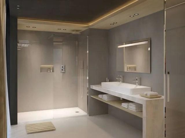 Salle De Bains Beton Cire Idees Deco Pour S Inspirer Cote Maison