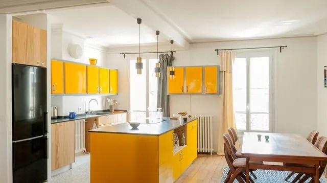 Jaune Couleur Dco Peinture Inspiration Ct Maison