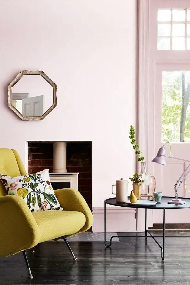 couleur salon moderne quelle couleur