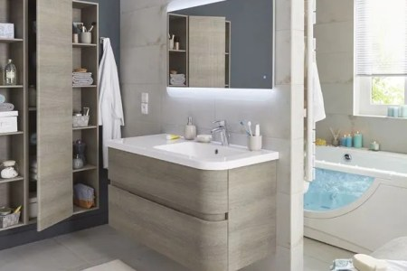 Best Home Design » castorama meubles salle de bains