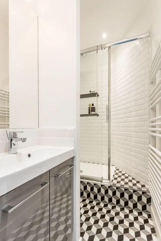 amenager une salle de bain mal foutue
