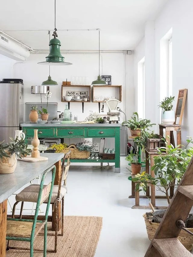 Deco Vintage Le Mobilier De Famille Dans La Tendance Cote Maison