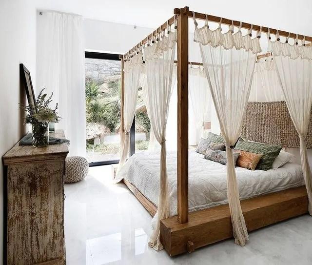deco chambre baldaquin et ciel de lit