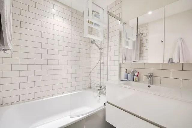 cuisine et salle de bain
