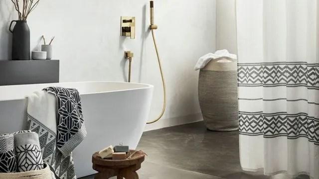 plan de salle de bains de 5 a 11 m
