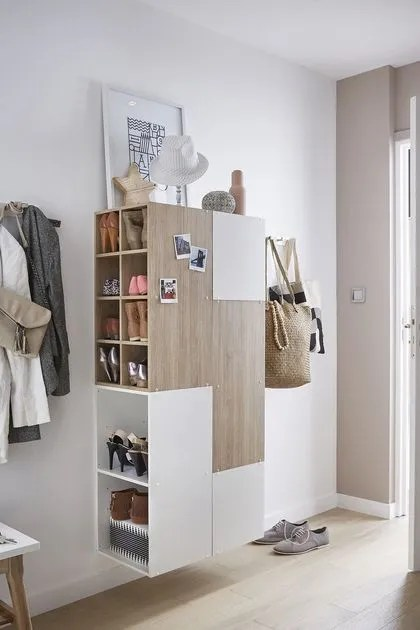 des meubles a chaussures pratiques et