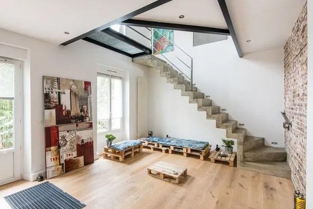 Mezzanine Sous Combles Stunning Entre Luchelle Un Peu