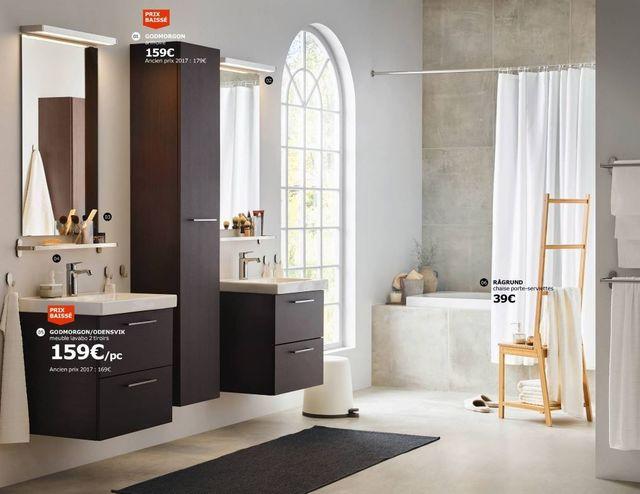 Salle De Bain Ikea Le Nouveau Catalogue 2018 Côté Maison