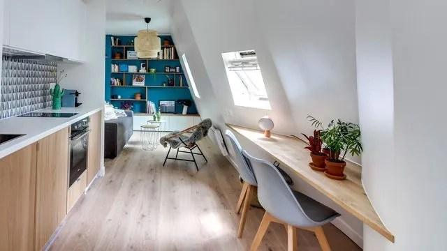 Studio Ides Pour Agrandir Un Petit Espace Ct Maison