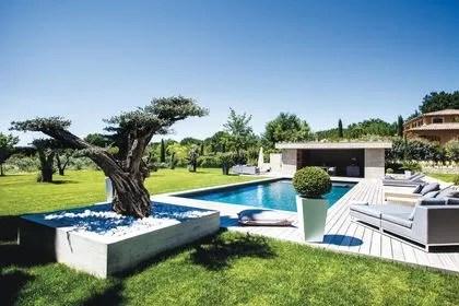 piscine creer un coin piscine