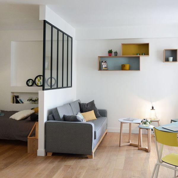 Plan Amenagement Studio Petit Appartement Cote Maison