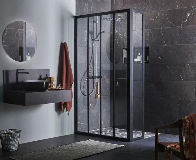 installer une paroi de douche oui