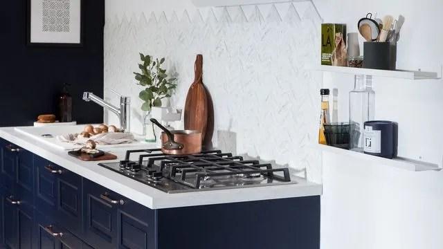 cuisine sans meuble haut bonne ou