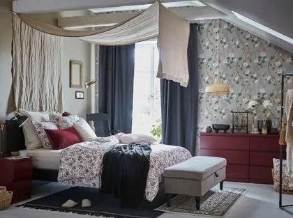 bout de lit pour la chambre pratique