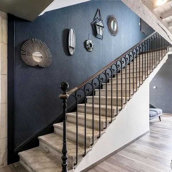 deco cage d escalier idees relooking