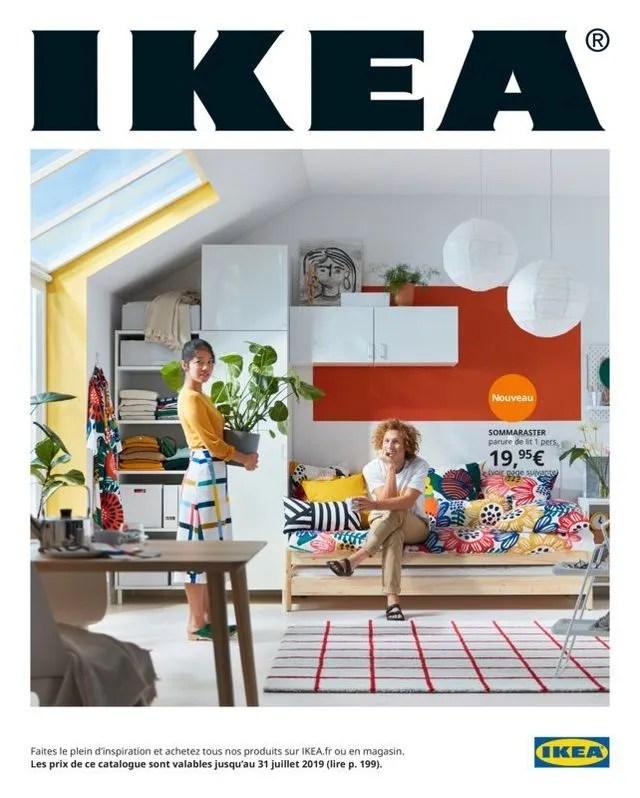 Ikea Le Catalogue Du Printemps 2019 Est Là Côté Maison