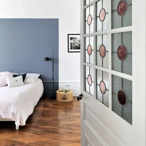 peinture couleur salle de bain chambre