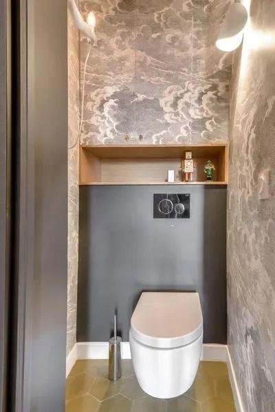 Amenagement Wc Les Erreur Deco Et Agencement Des Toilettes Cote Maison