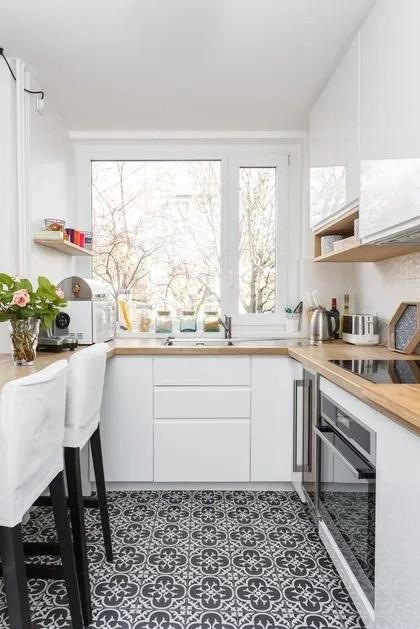 cuisine blanche 40 photos pour mettre