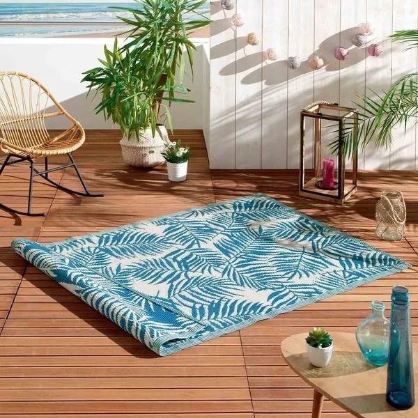 tapis exterieur pour terrasse et jardin