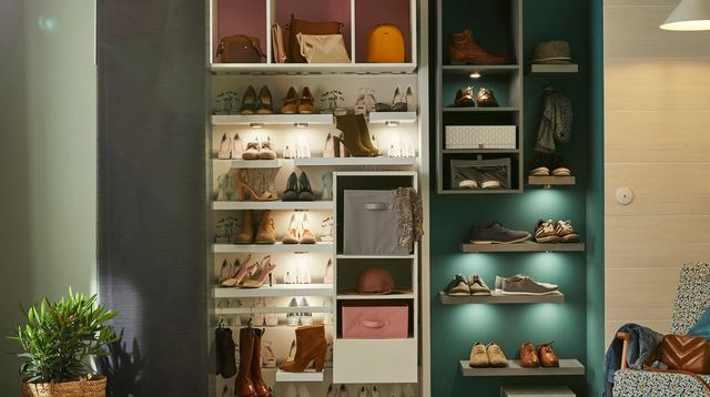 meuble a chaussures quel rangement ou