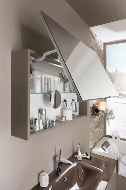 Armoire De Toilette Rangement De Salle De Bains Deco Cote Maison