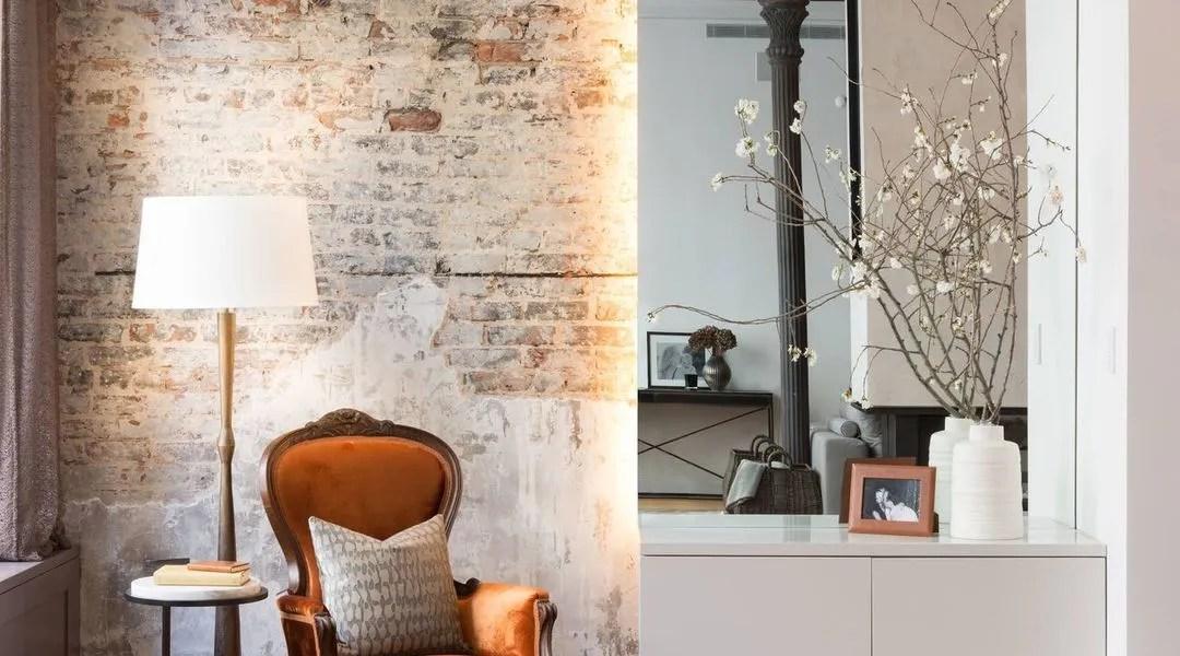 Tendance Deco Melanger Ancien Et Moderne Cote Maison