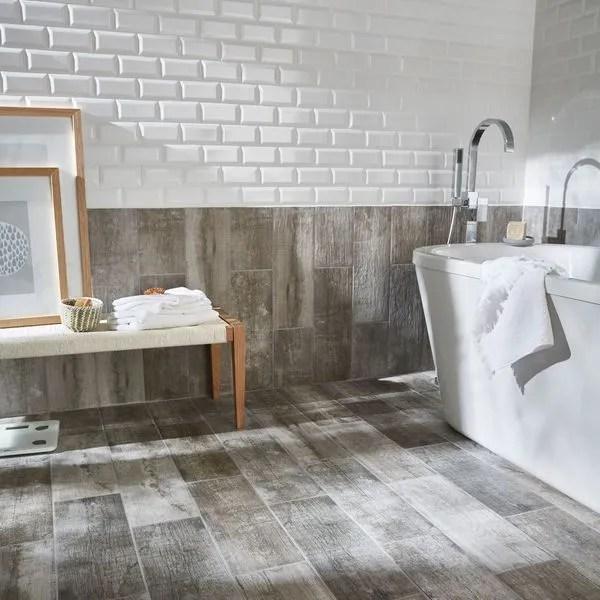 nouveaux carrelages de salles de bains