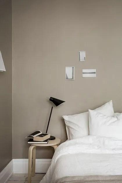 Peinture Couleur Taupe Inspirations Pour La Chambre A Coucher Cote Maison
