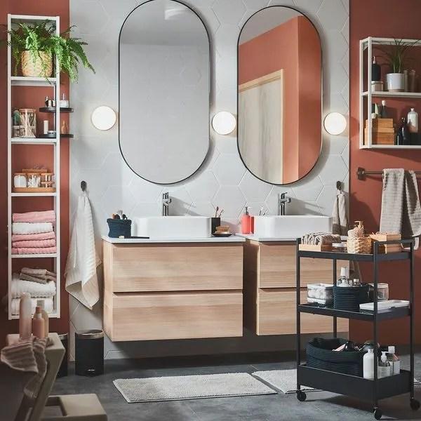 Meuble Salle De Bain Ikea Les Nouveautes Cote Maison