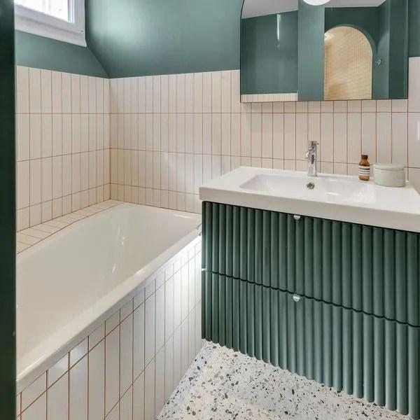 terrazzo salle de bains idees