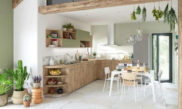 tendance cuisine 2021 amenagement
