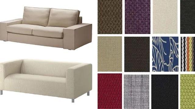 Canapé Ikea Changez De Housse Avec Ces 34 Modèles Côté