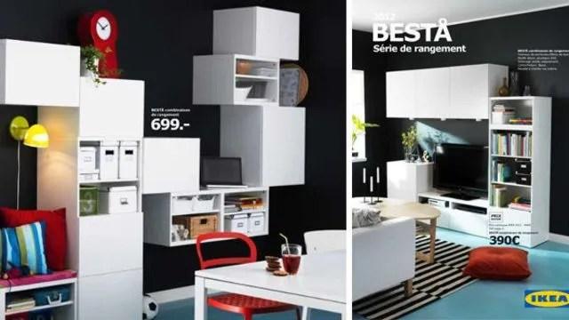 Salon Ikea Catalogue Découvrez La Collection Ikea 2012