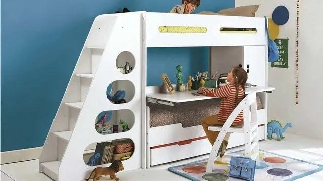 petite chambre adulte enfant idees