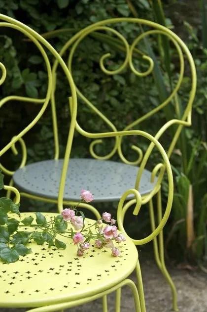 Repeindre Un Salon De Jardin En Fer Cest Facile Ct