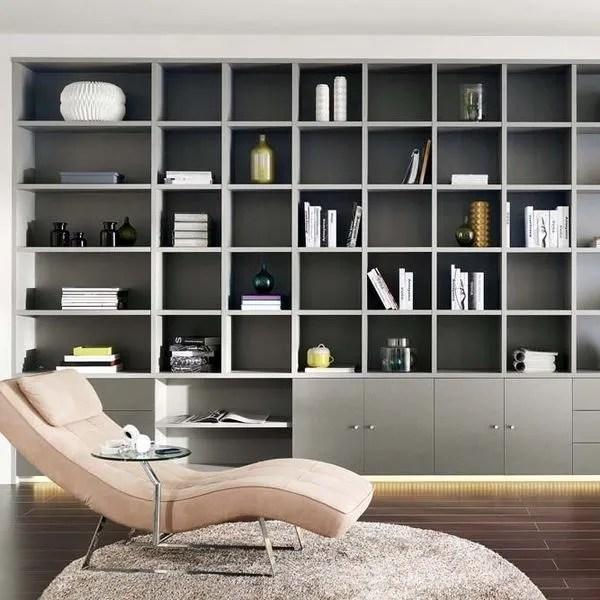 Etagère Bibliothèque Bois Modulable Ikea Roche