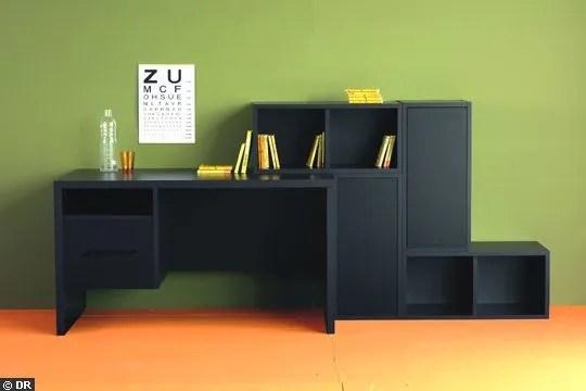 Chambre Denfants Un Bureau Design Et Ses Rangements