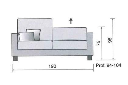 quelle taille pour mon canape cote