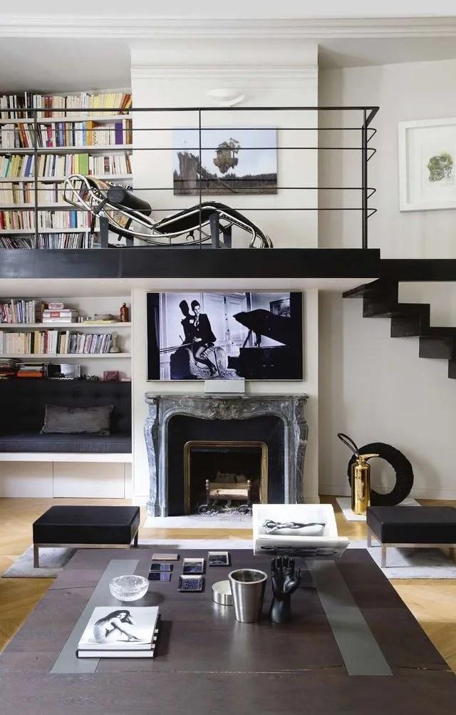 Mezzanine Inspiration Gain De Place Ct Maison