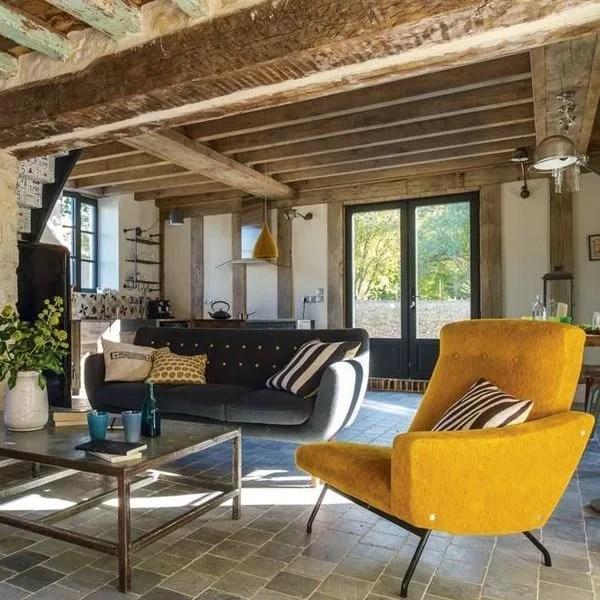 Deco Maison Interieur Avec Couleur Ct Maison