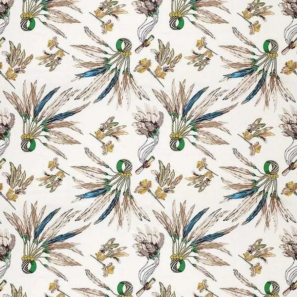Papier Peint Nature Papillon Fleuri Oiseau Ct Maison