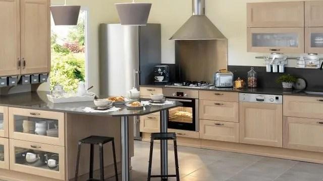 Cuisine Franaise Lapeyre Certifie Ses Constructions