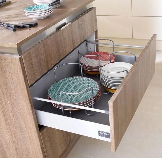 5 idees pour une cuisine maxi rangement