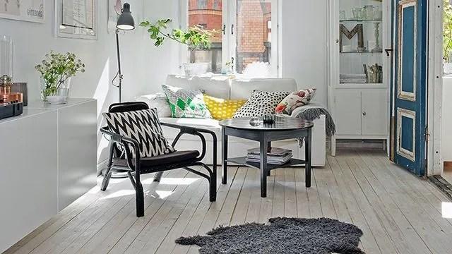 photo d un salon design scandinave photo alvhemmakleri se