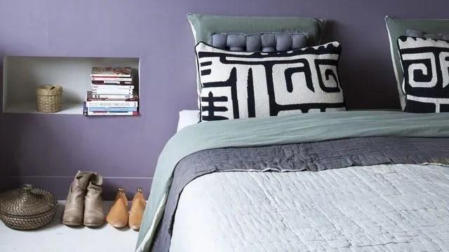 couleur de chambre peinture deco
