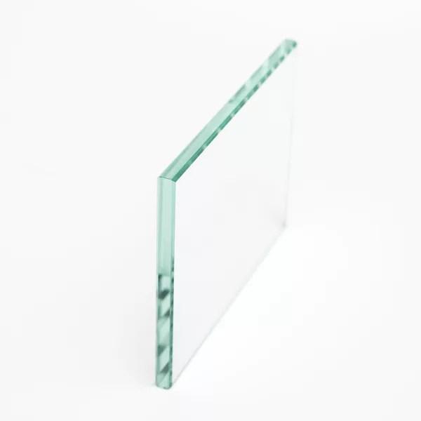 verre transparent sur mesure 4 mm
