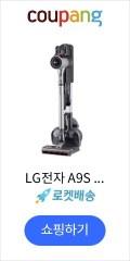LG전자 A9S 코드제로 무선청소기 A9370IK, 아이언그레이